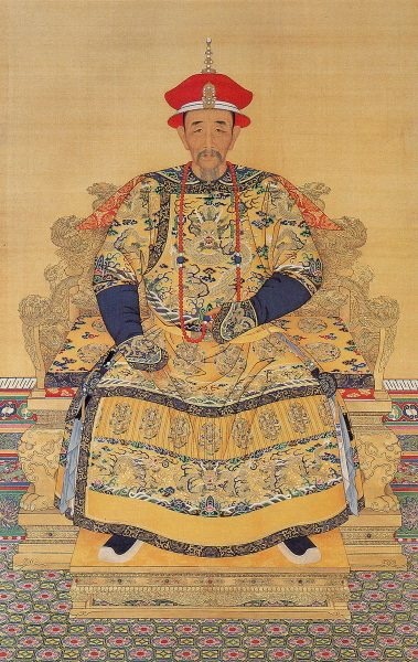Emperor KangXi was one of only a few recorded Emperors who highly valued the principles of humanism in history.(Image Credit: The Palace Museum [Public domain], via Wikimedia Commons)