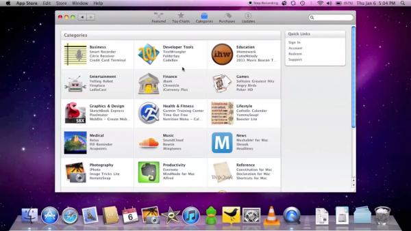 Mac App Store- Walkthrough 1-30 screenshot