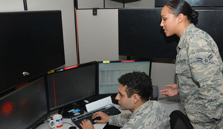 Palantir was first used as a tool to aid U.S. forces in its wars in Afghanistan, helping the military to predict the exact location of bombs before it went off. (Image: U.S. Air Force Photo by Lori Bultman / CC0 1.0)