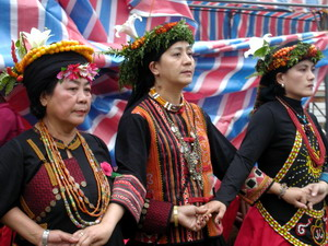 The Paiwan people are one of Taiwan's mountainous indigenous tribes. (Image: Olson Lee / CC0 1.0)