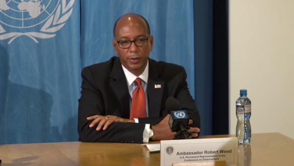 Press Conference by Ambassador Robert Wood 1-38 screenshot