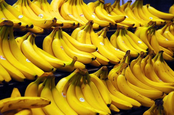 Bananas are very healthy