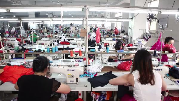 China's female workforce- Factory girls 1-25 screenshot