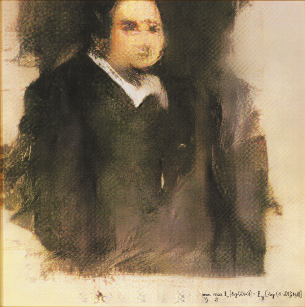 An artwork created by Artificial Intelligence (AI) was auctioned off at Christie's recently for a staggering price of US$432,500. (Image: wikimedia / CC0 1.0)