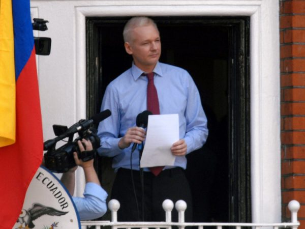 A spokesman for the Justice Department tried to downplay the incident by claiming that Assange's name was used in the document by mistake. (Image: Snapperjack via wikimedia CC BY-SA 2.0)