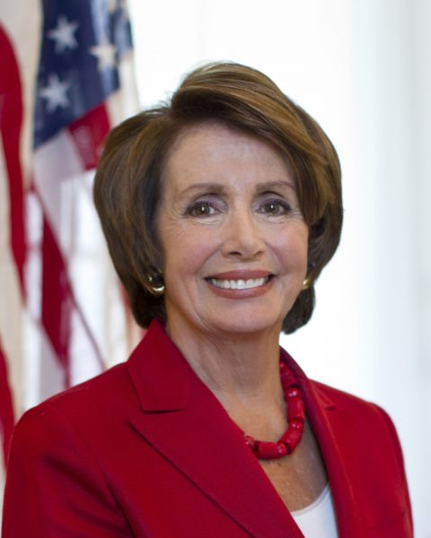 Prominent Democrats, including House Minority Leader Nancy Pelosi, have expressed support for taking a tougher stance on China. (Image: wikimedia / CC0 1.0)