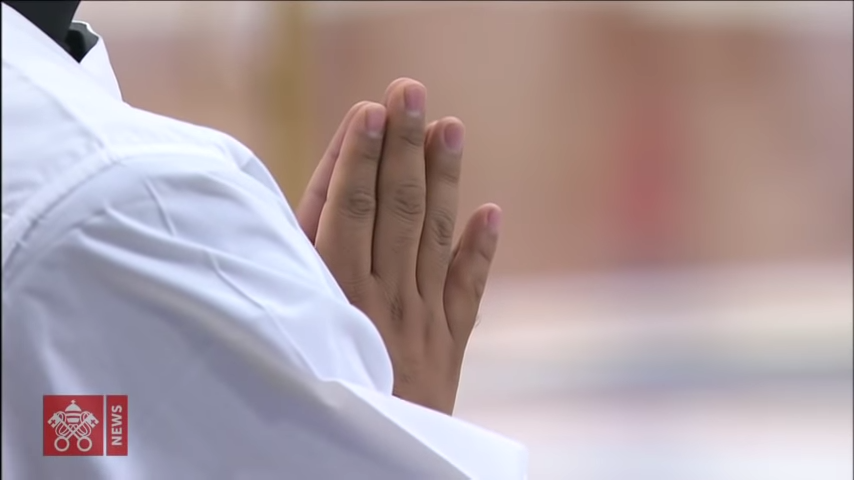 Pope Francis - Saint Peter's Basilica - Holy Mass World Day of the Poor 2018-11-18 60-17 screenshot