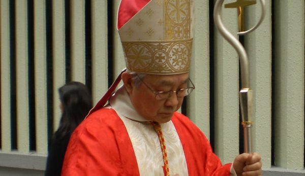 The Bishop Emeritus of Hong Kong, Cardinal Joseph Zen, has been a strong opponent of the deal and has accused the Vatican of putting wolves before their flock. (Image: Rock Li via wikimedia CC BY-SA 3.0)