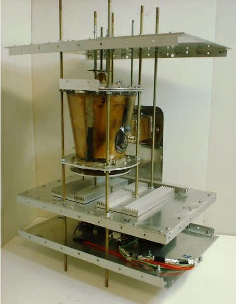 An experimental EMDrivethruster. (Image: SPR Ltd.) (Image: Epoch Times)
