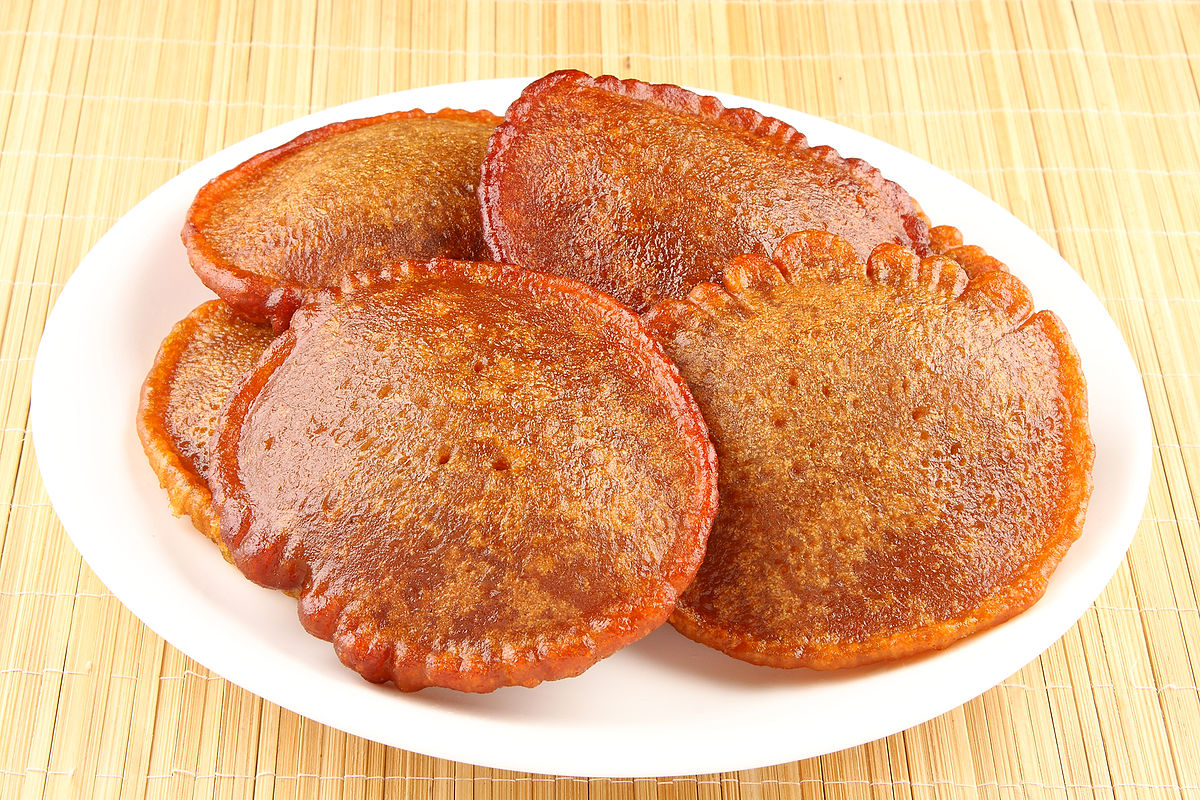 Neyyappam is a Kerala speciality. (Image: Samphotography via wikimedia CC BY-SA 4.0)