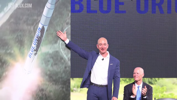 15 Things You Didn't Know About BLUE ORIGIN 1-3 screenshot