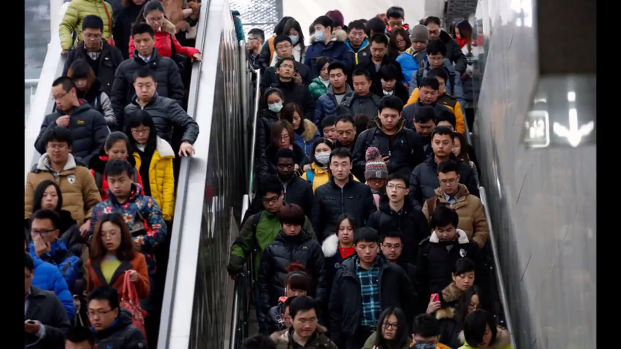 23 shocking photos that show just how crowded China has become 1-36 screenshot