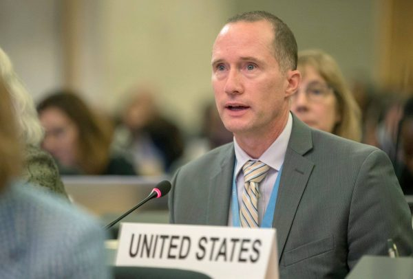 Mark Cassayre (Image: U.S. Mission to the United Nations and Other International Organizations)