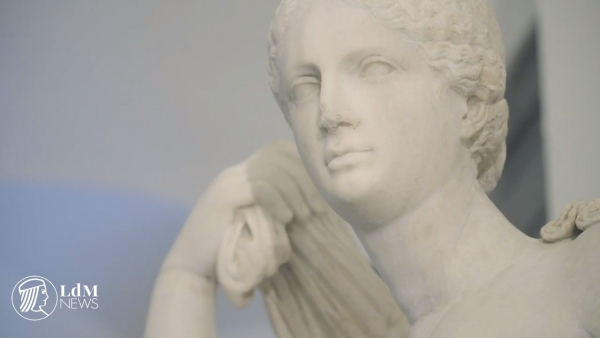 Aphrodite in all her glory at Florence's Archaeological Museum 0-36 screenshot