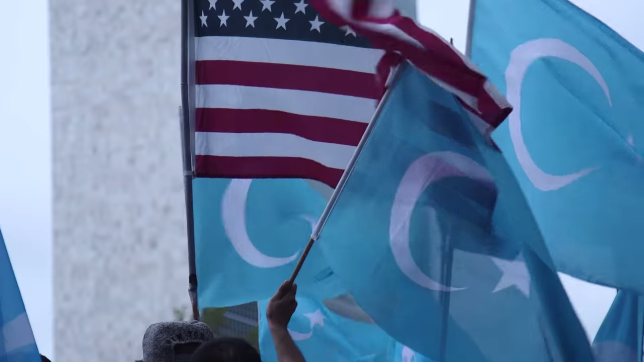 China is Surveilling and Threatening Uighurs in the U.S. 0-22 screenshot