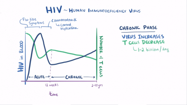 HIV & AIDS - signs, symptoms, transmission, causes & pathology 5-25 screenshot