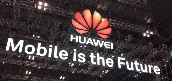 American intelligence agencies view Huawei with intense suspicion because of the company's connections with the Chinese Communist Party. (Image: Screenshot / YouTube)