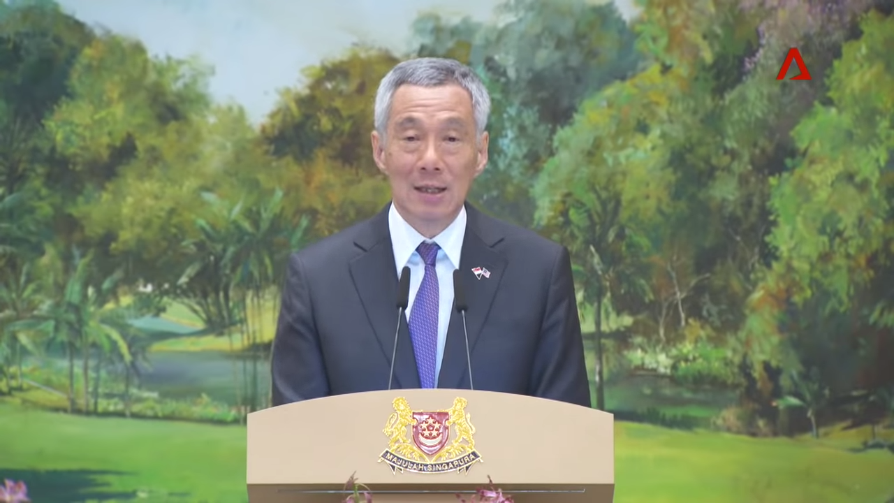 PM Lee Hsien Loong affirms Singapore's 'close friendship' with Malaysia - Full speech 3-50 screenshot