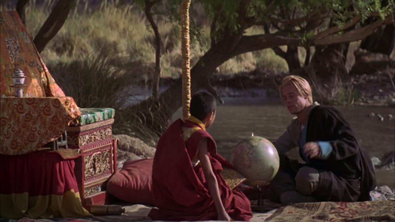 Seven Years In Tibet - Trailer 1-30 screenshot