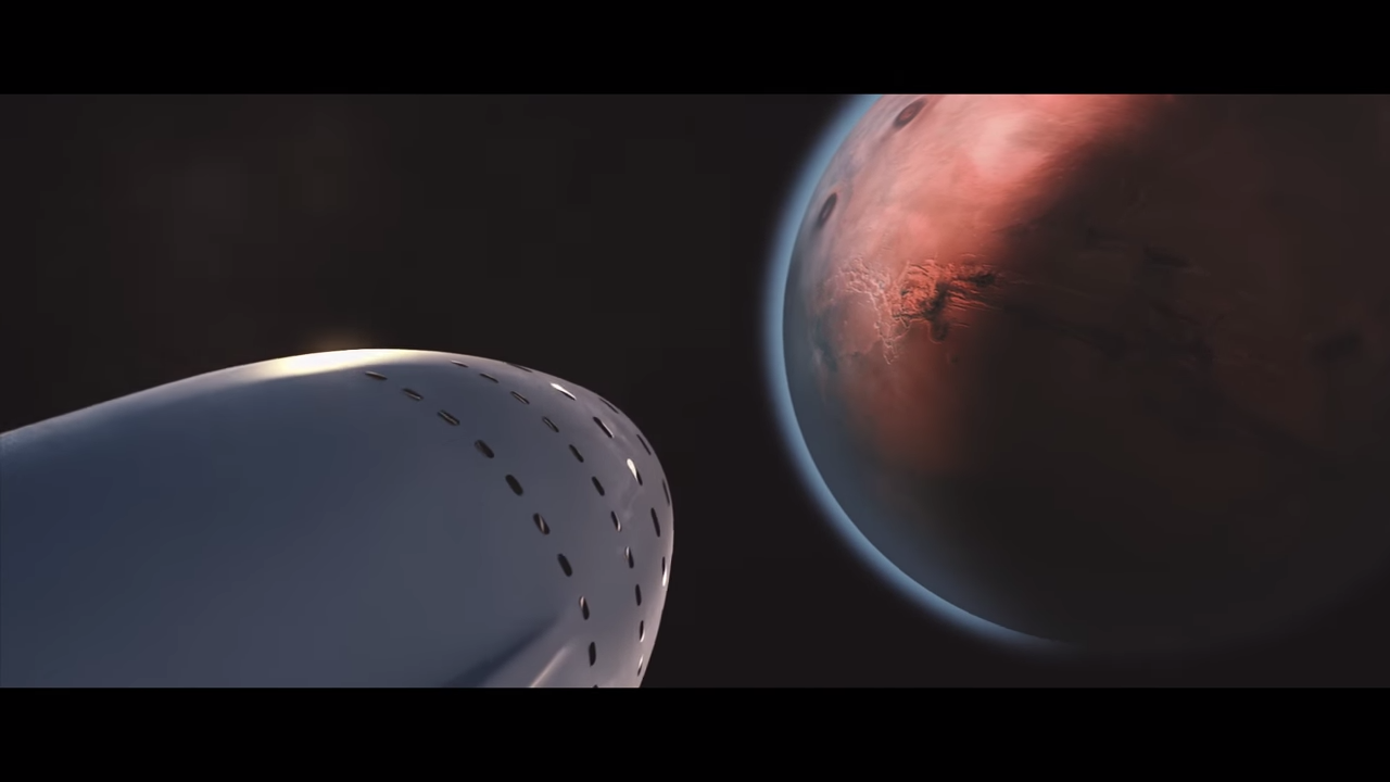 SpaceX Interplanetary Transport System 3-36 screenshot