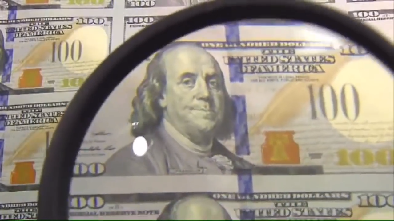 1 Hour Produces 2M dollar - Amazing Money Print Technology - 100 Dollar Note Print Process 7-41 screenshot