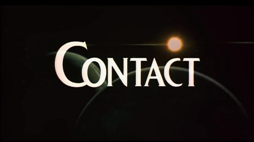 _Contact_ Theatrical Trailer (1997) 2-11 screenshot