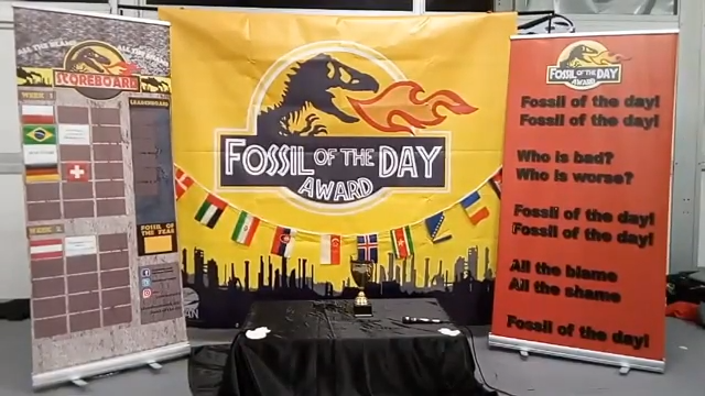 Fossil of the Day - COP 24 - 11 December FULL SHOW 0-40 screenshot