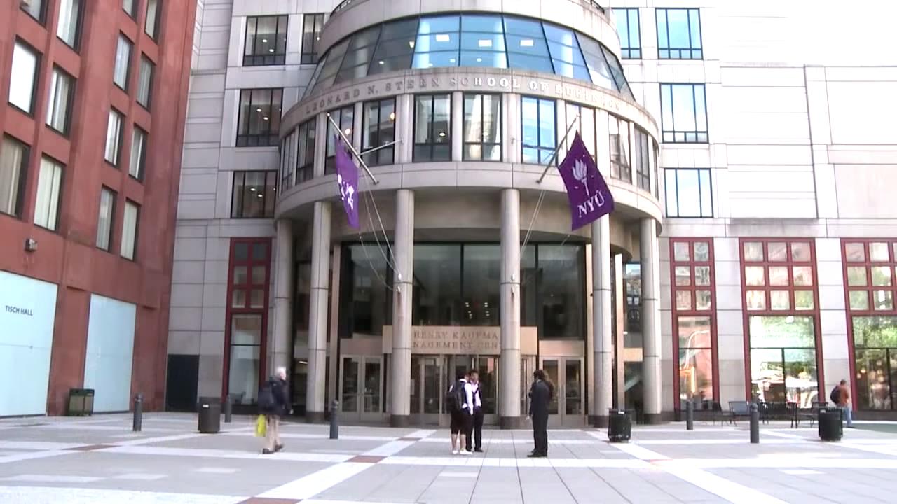 Getting Into NYU Stern School of Business 0-5 screenshot