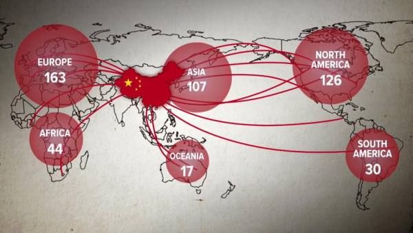 The Confucius Institutes are mostly funded by the Chinese government and they sneak pro-communist content into a large number of their courses. (Image: Screen Shot/ Youtube)
