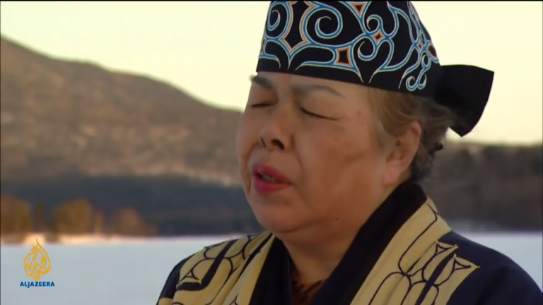 Until 1997, the government tried to force the Ainu people to discard their cultural practices, hoping that they would mix in with the broader Japanese culture.