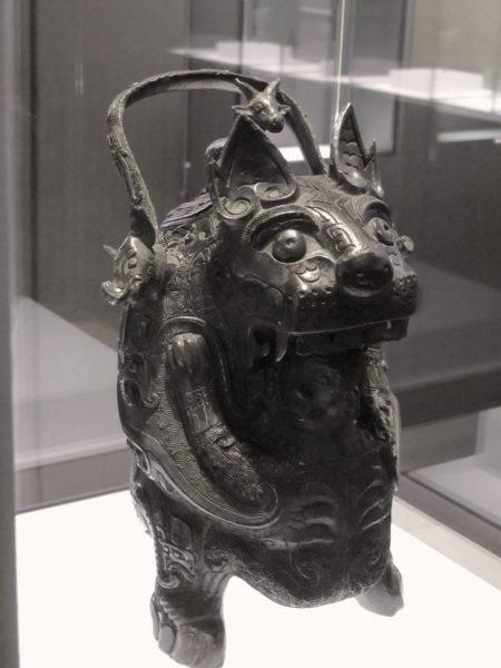 A Shang dynasty bronze vessel to preserve liquids. (Image: pixabay / CC0 1.0)