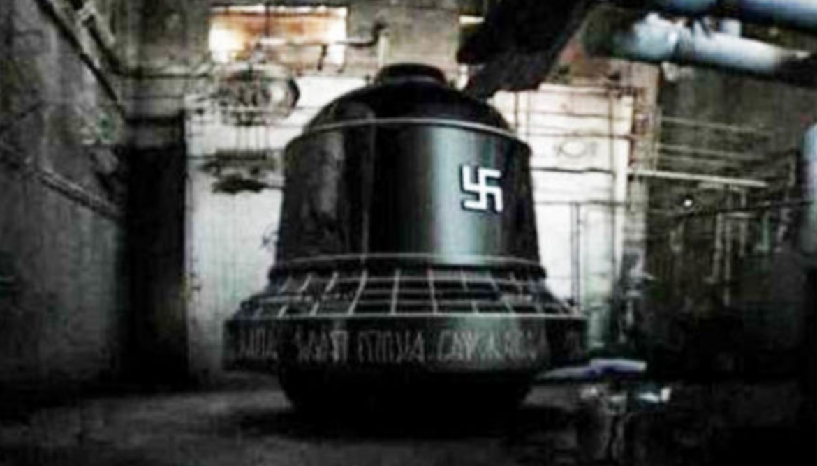 A representation of the Nazi Bell. (Image: YouTube/Screenshot)