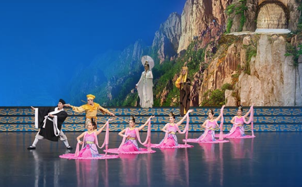 A Shen Yun performance of Journey to the West. (Image: Shen Yun Performing Arts)