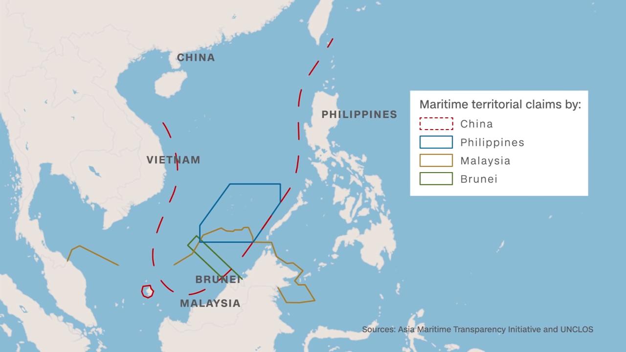 South China Sea territorial dispute 0-29 screenshot