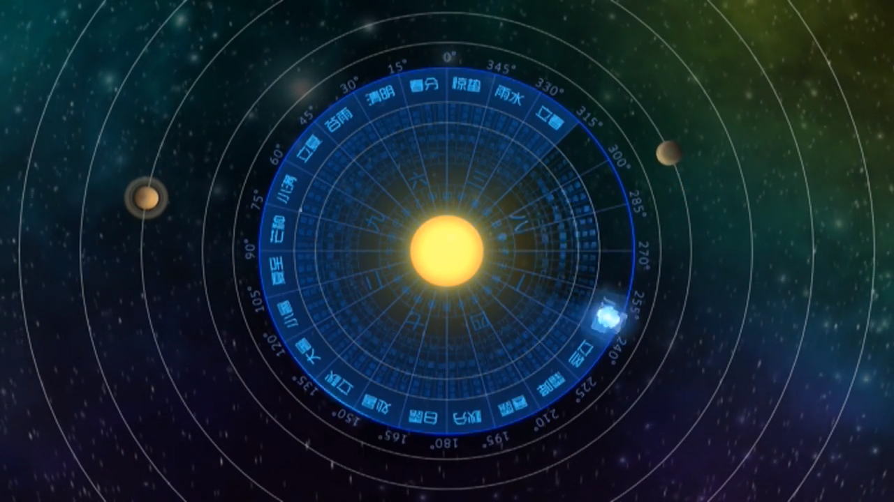 The Twenty-Four Solar Terms, through observation of the sun's annual motion, in China_zh 1-5 screenshot