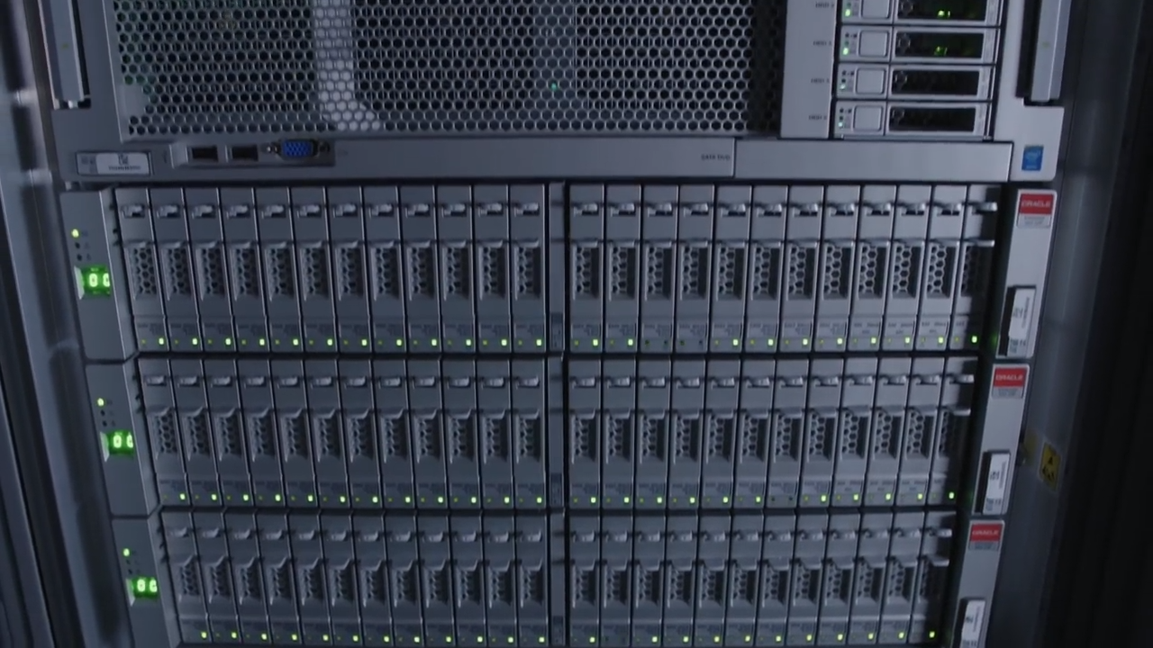 Tour Oracle's State of the Art Data Centers 1-32 screenshot