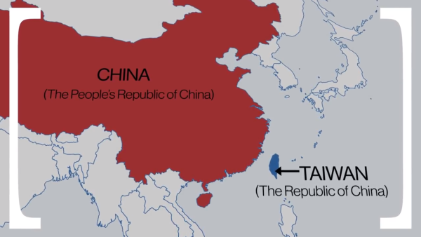 Why China And Taiwan Hate Each Other 0-10 screenshot