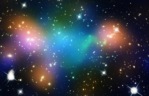Dark matter is supposed to account for 85 percent of all matter in the universe, but so far scientists have not been able to detect it. (Image: NASA / CC0 1.0)