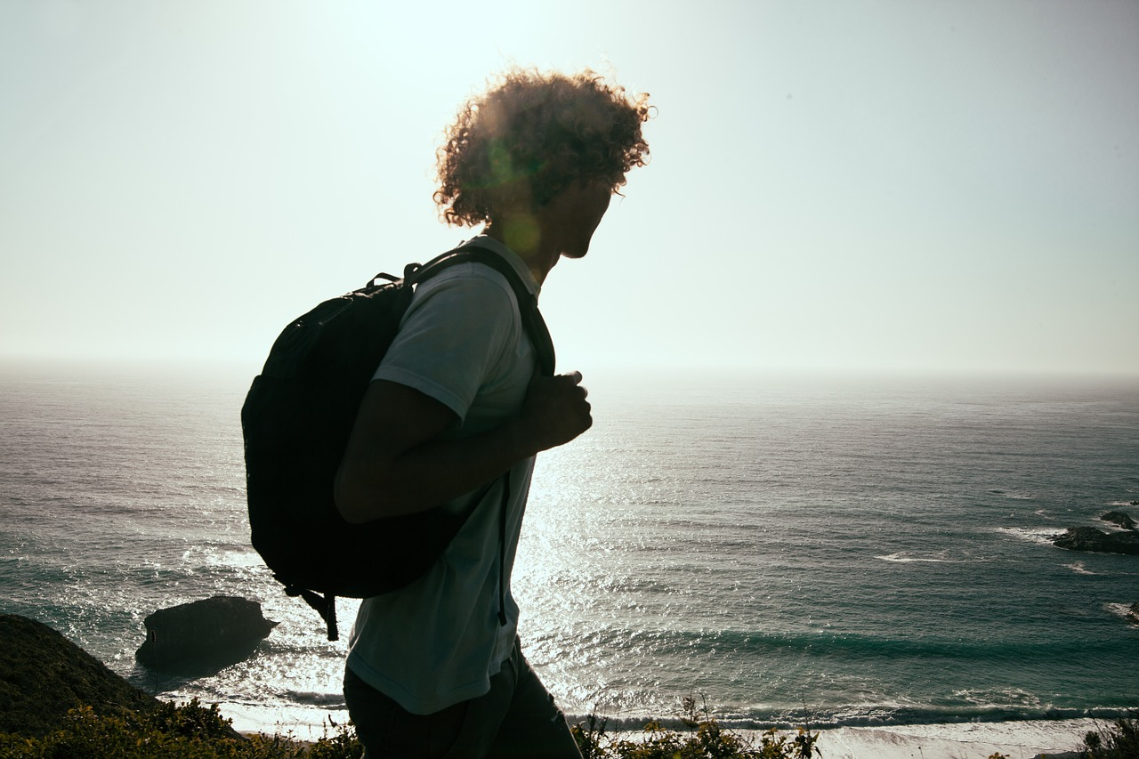If you pack smart, you can usually fit everything into a backpack. (Image: pixabay / CC0 1.0)