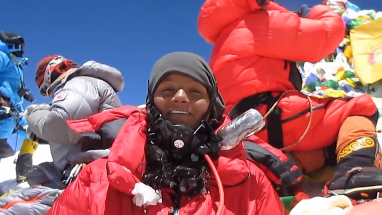 Arunima Sinha Video on Mount Everest 0-9 screenshot