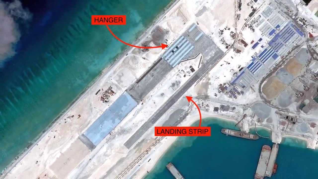 CHINESE ACTIVITIES IN SOUTH CHINA SEA COULD START A MAJOR CONFLICT 5-47 screenshot