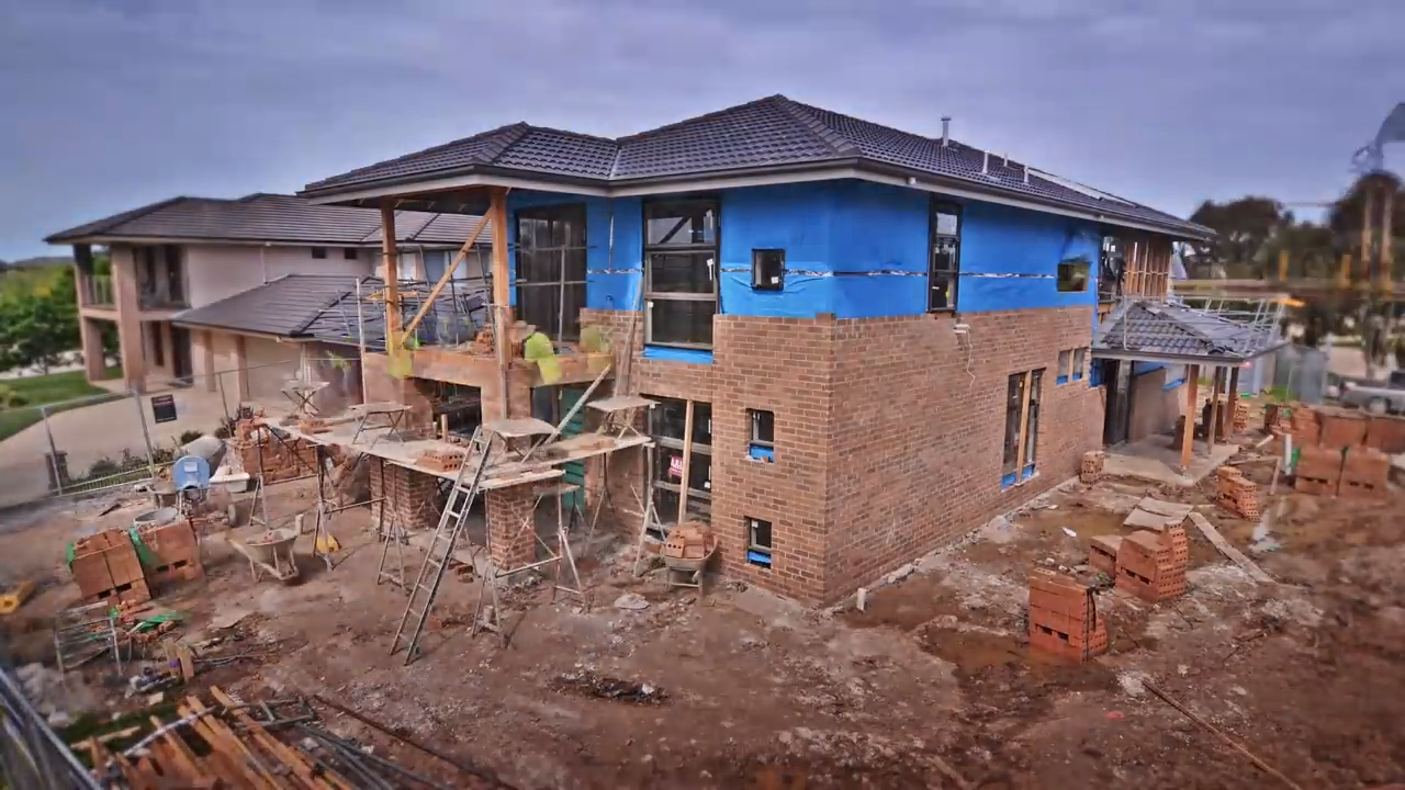 Carlisle Homes - Time Lapse 1-12 screenshot