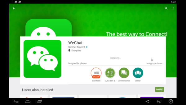 In the United States, most of the 4 million Chinese diasporas have WeChat accounts. (Image: Screenshot / YouTube)