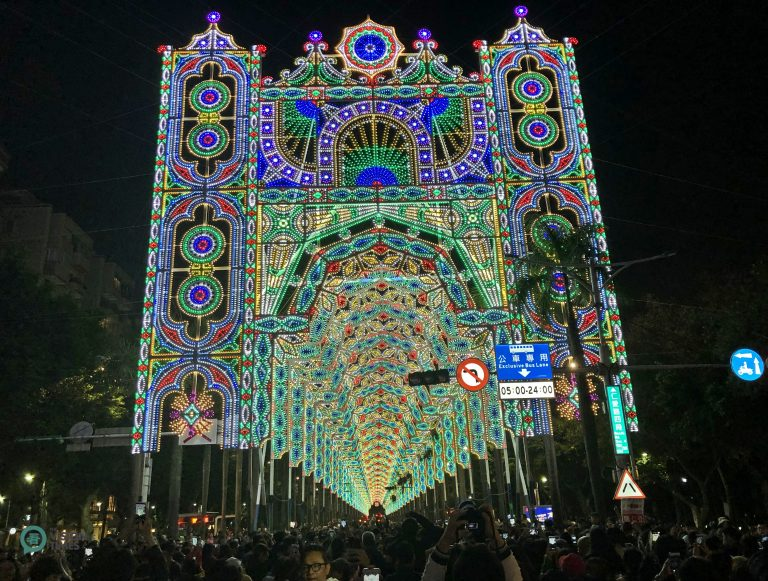 The 2019 Taipei Luminarie Show has brought excitement and joy to the public during the Lunar New Year holiday. (Image: Billy Shyu / Nspirement)