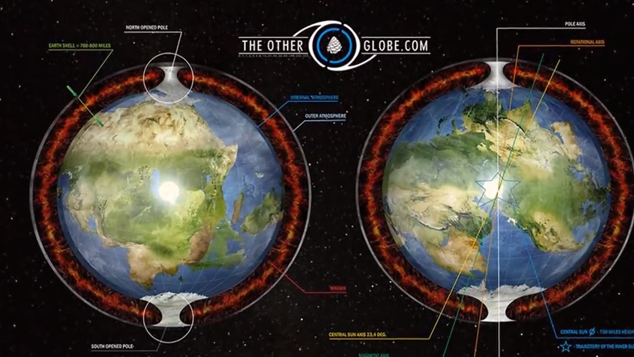 Inner Earth Civilizations Exist and I Can Prove It_ Agartha & Hollow Earth 13-9 screenshot