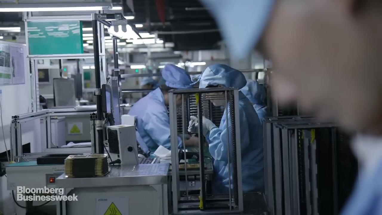Inside China's High-Tech Dystopia 0-58 screenshot