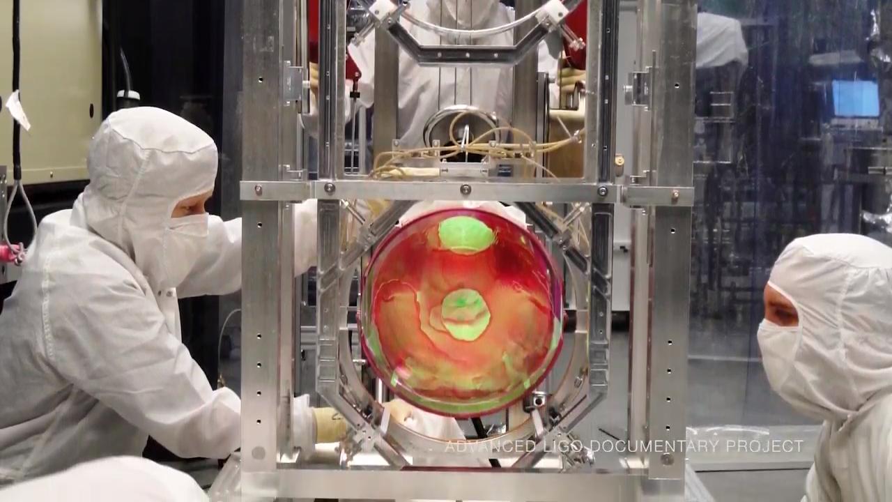 LIGO_ A DISCOVERY THAT SHOOK THE WORLD - EPISODE 1 1-22 screenshot