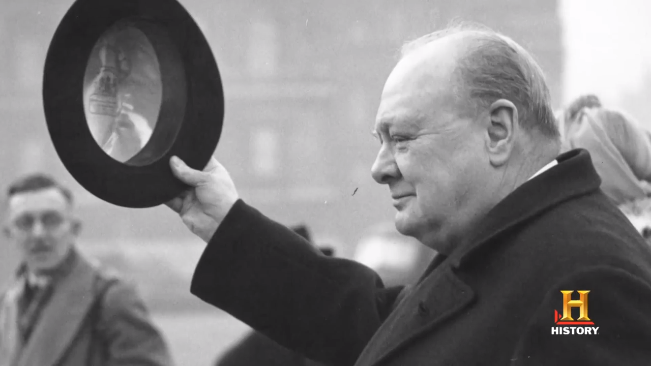 The World Wars_ Winston Churchill _ History 4-5 screenshot