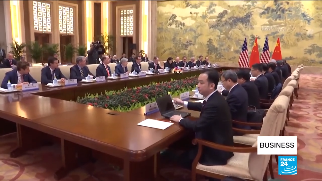 Trump extends tariff deadline as US-China trade talks make progress 2-12 screenshot