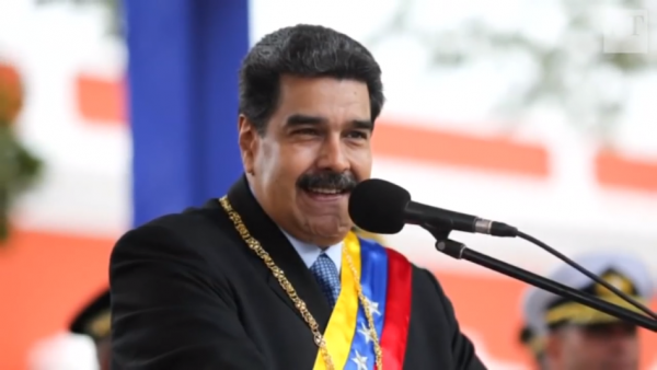 Trump urges Venezuela military to support opposition leader Juan Guaidó 0-36 screenshot